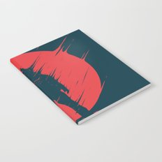 Red Sphere Notebook