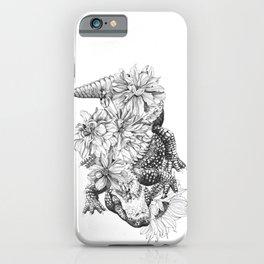 cocodrile iPhone Case