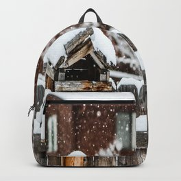 Snow House Backpack