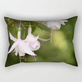 Beautifully Glamorous Fuchsia Flower #decor #society6 #buyart Rectangular Pillow