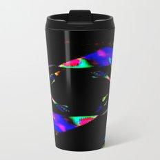 feedback pinwheel Metal Travel Mug
