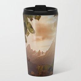 Framed by foliage Travel Mug