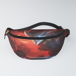 Blood Moon Yasuo League of Legends Fanny Pack