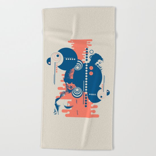 Just A Dream Beach Towel