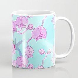 orquídeas Coffee Mug