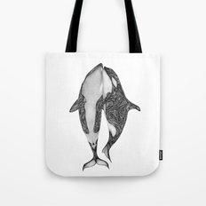 Killer Whales? Tote Bag