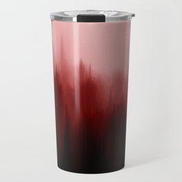 Blood Pines Travel Mug