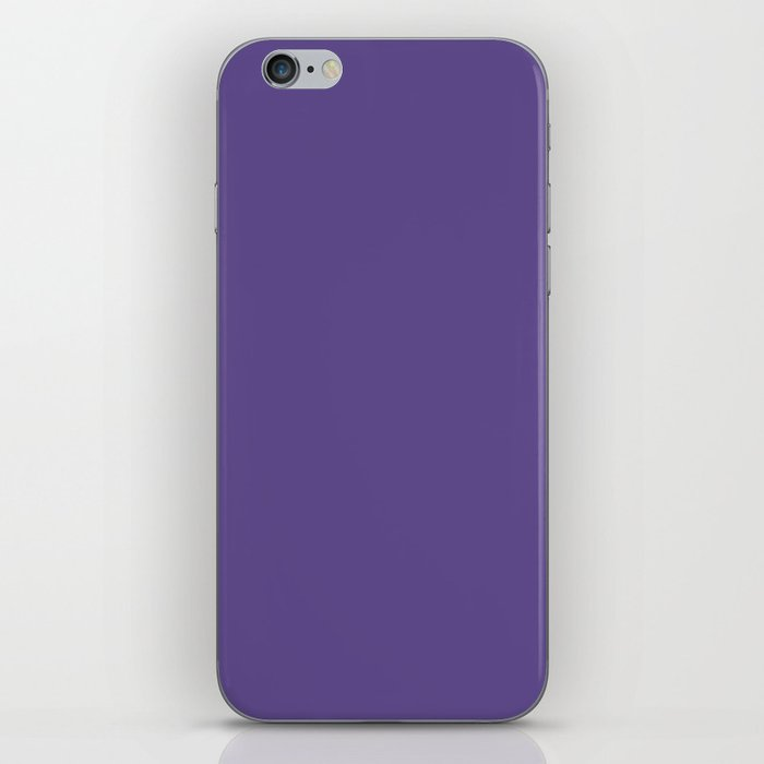 Ultra Violet Purple - Color of the Year 2018 iPhone Skin