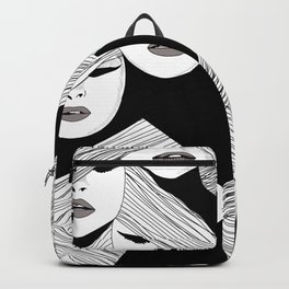 Audrey pattern Backpack