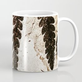 Fern Fossil Coffee Mug