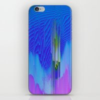 waterfall iPhone & iPod Skins featuring Waterfall by DuckyB
