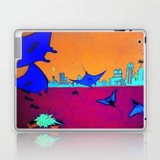 Manta Madness Laptop & iPad Skin