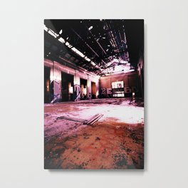Skylight Metal Print