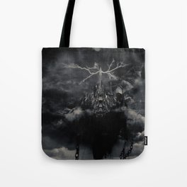 Final Fantasy VIII - Ultimecia's Castle Tote Bag