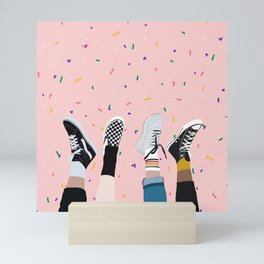 Girl Power Mini Art Print