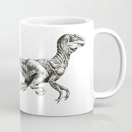Deinonychus Coffee Mug