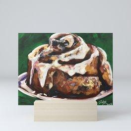 Cinnamon Roll Mini Art Print