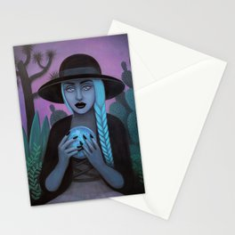 For Crystal Visions Stationery Cards