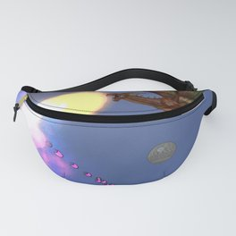 WarStars: Dragon Yell Shaded Fanny Pack