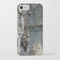 ducks iPhone & iPod Cases featuring Ducks by Italo Martins