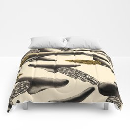 Flying noses Comforters