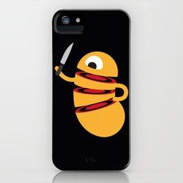 Don't cut iPhone Case