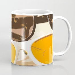 Let the sun shine - welcome spring and summer! Coffee Mug