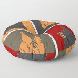 russ.eye Floor Pillow