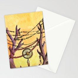 Strange Stationery Cards