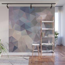 Polygon pattern 9 Wall Mural