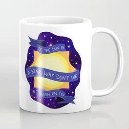 If the Sun is A Star Coffee Mug
