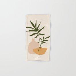GIOIA DEI FIORI - the joy of flowers - Modern abstract art illustration Hand & Bath Towel