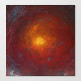 Comet 10R/XL-5 G.V.A Canvas Print