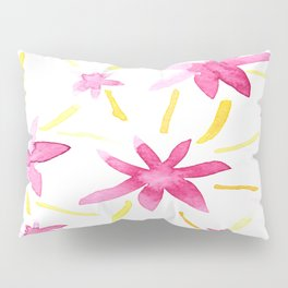 Magenta Love Pillow Sham