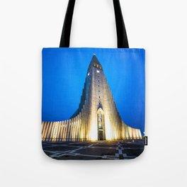 Reykjavik Iceland Tote Bag