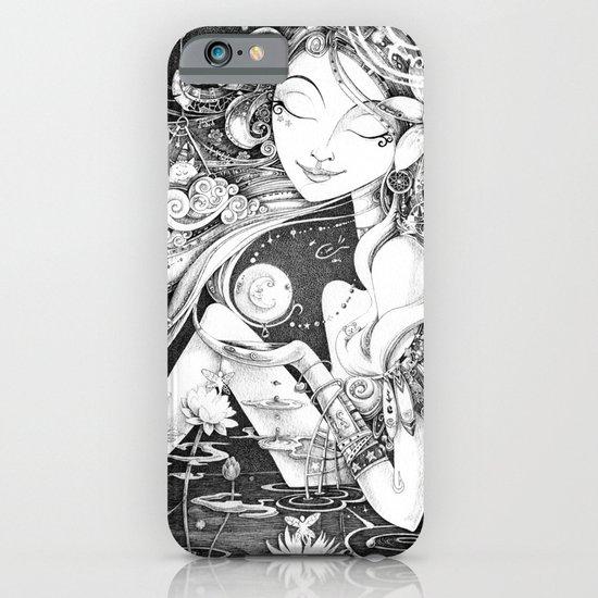 Ma Bella Luna iPhone & iPod Case