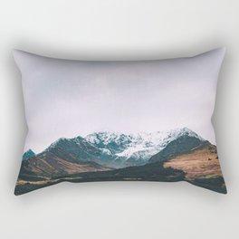 Alaskan Mountain Vista II Rectangular Pillow