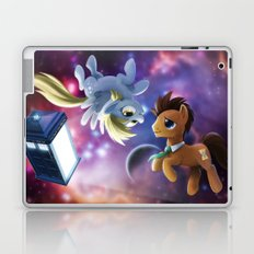 Whooves and Derpy Laptop & iPad Skin