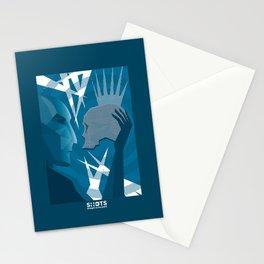 Hamlet and Yorick Stationery Cards