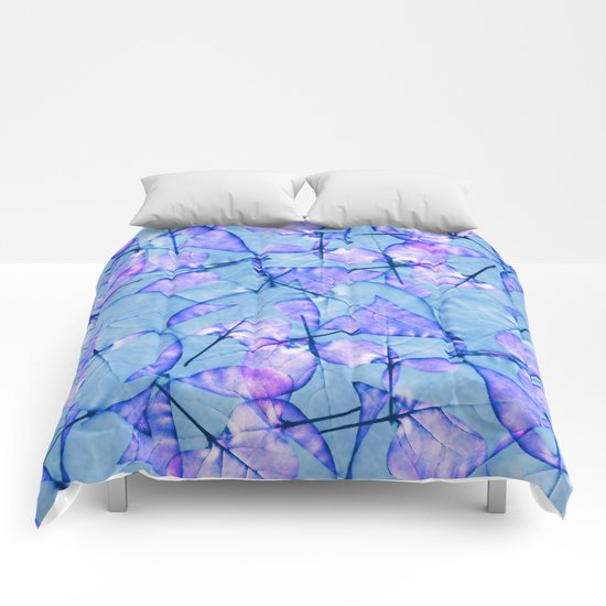 Anatropous Comforters