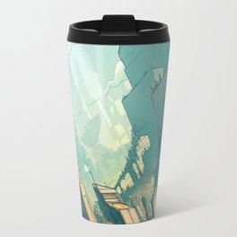 leveL - The Sprawl Travel Mug