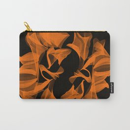 Fire sunflower Carry-All Pouch