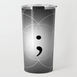The Seed of - Life goes on Travel Mug