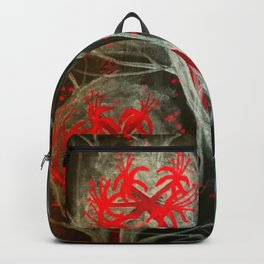 Dark Lily Backpack