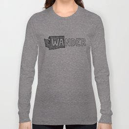 Wander #2 Long Sleeve T-shirt