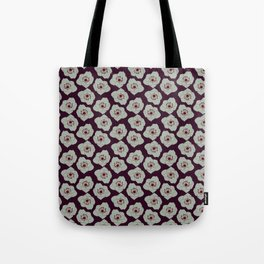 blue hellebores 1 Tote Bag