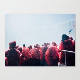 Niagara Falls Mist Canvas Print