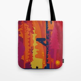 Hommage to Chris Tote Bag