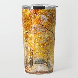 Michigan, Golden Road Travel Mug