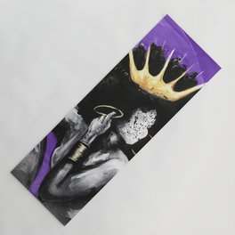 Naturally Queen VI PURPLE Yoga Mat